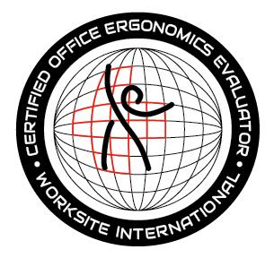 Certified Office Ergonomics Evaluator